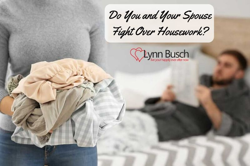 Do You and Your Spouse Fight Over Housework?