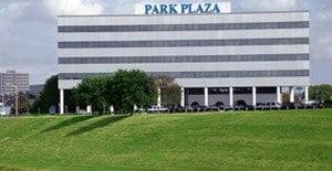 park-plaza building
