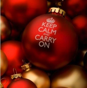 Lower Stress and Calm Down for the Holidays!