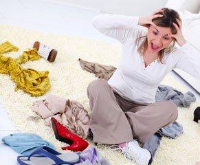 Disorganization Causes Stress!