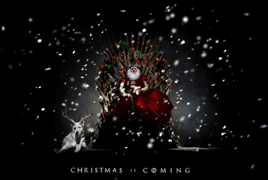 Christmas is Coming…