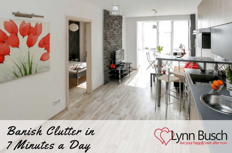 Banish Clutter in 7 Minutes a Day