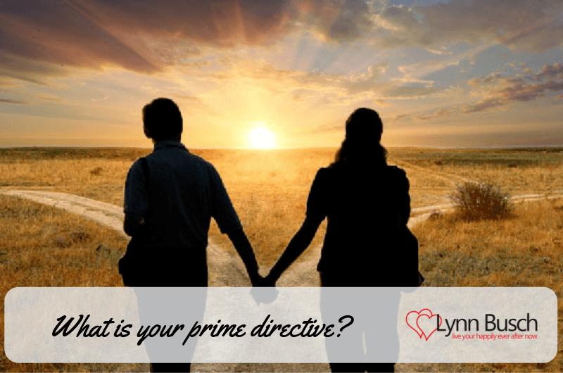 What is Your Prime Directive?